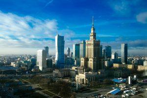 Zdjęcie Warszawy